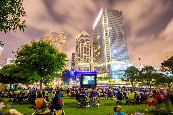 Bank of America Screen on the Green presented by Taquerias Arandas