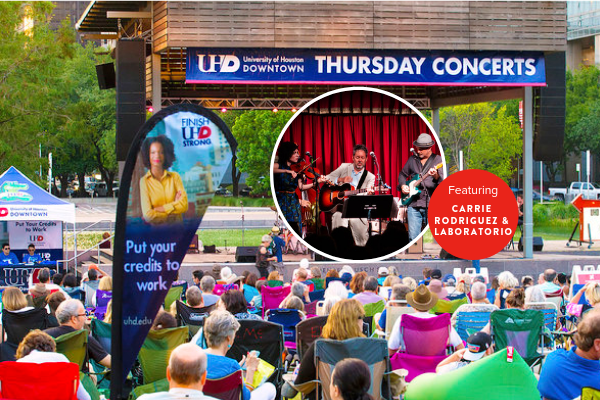 Thursday Concerts presented by UHD