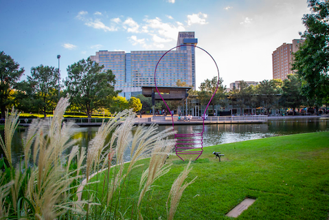Discovery Green | Downtown Park and Events in Houston, Texas